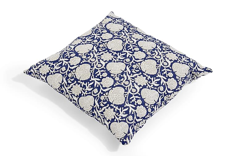 Putetrekk Vintage Blue 60x60 cm Blå - Fritab - Innredning - Tekstiler - Putetrekk