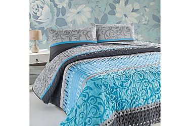 Sengeteppe Eponj Home Dobbelt 200x220+2 Putetrekk Quiltet