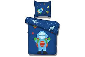 Sengesett Rymdare 85x195 Astronaut