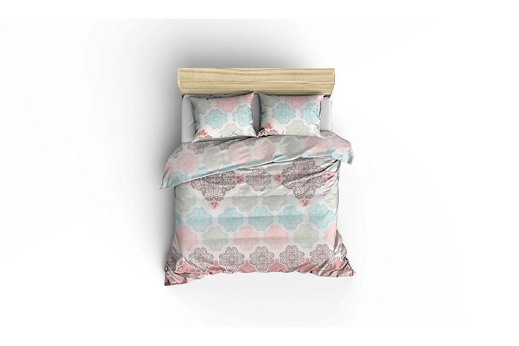 Sengeteppe Eponj Home - Turkis - Innredning - Tekstiler - Sengetøy