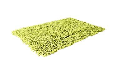 Bomullsmatte Rasta 70x120 Lysgrønn