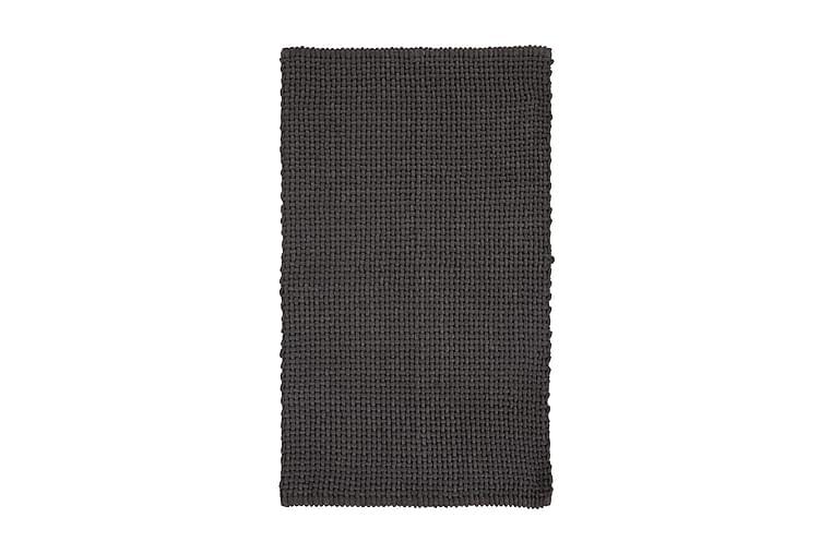 Matte BAskeet 100x60 Askegrå - Turiform - Innredning - Tekstiler - Baderomstekstiler