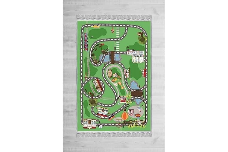 Barnematte Sanktel 120x180 cm - Flerfarget - Innredning - Tepper & Matter - Barnetepper