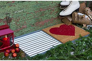 Julpaket Cubic 80x40 Galler med Hjerte