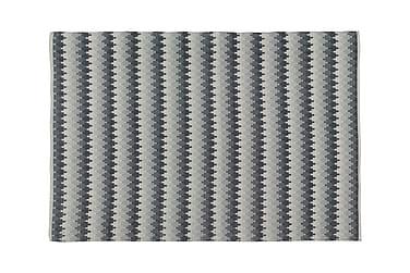 Bomullsmatte Ethno 170x240 Granit