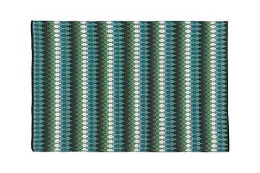 Bomullsmatte Ethno 80x200 Salvia