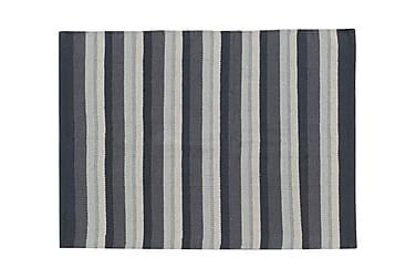 Bomullsmatte Strip 50x80 Granit