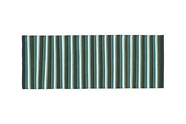 Bomullsmatte Strip 80x200 Salvia