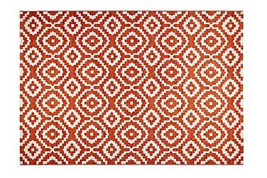 Matte Bellevue 160x230 Oransje