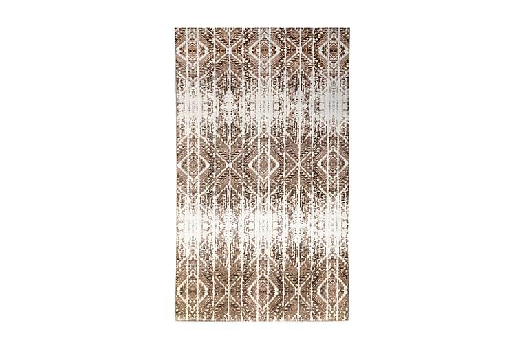 Inngangsmatte Battal 120x400 cm - Hvit/Akryl - Innredning - Tepper & Matter - Gangmatter