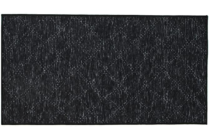 Matte Ethnos 160x230 - Antrasitt - Innredning - Tepper & Matter - Mønstrede tepper