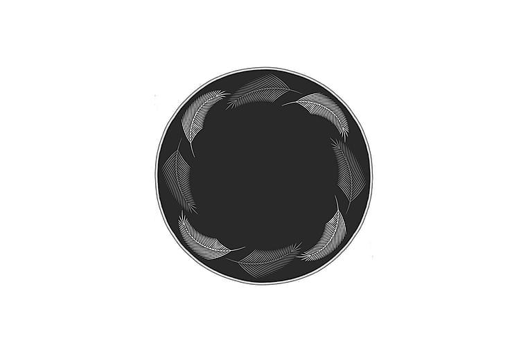 Matte Homefesto 120 cm Rund - Multifarget - Innredning - Tepper & Matter - Mønstrede tepper