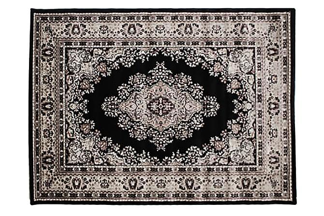 Matte Eirini 140x195 cm - Svart - Innredning - Tepper & Matter - Orientalske tepper