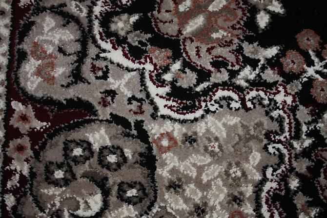 Matte Eirini 80x250 cm - Svart - Innredning - Tepper & Matter - Orientalske tepper