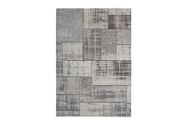 Matte Stracciatella 155x230 Sølv