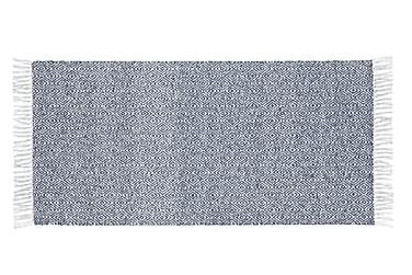 Goose Matte Miks 70x250 PVC/Bomull/Polyester Blå