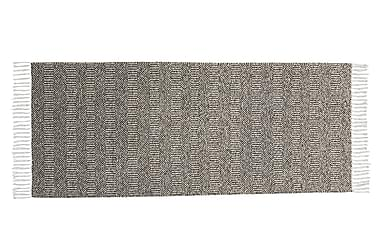 Matte Miks Maja 70x150 PVC/Bomull/Polyester Brun