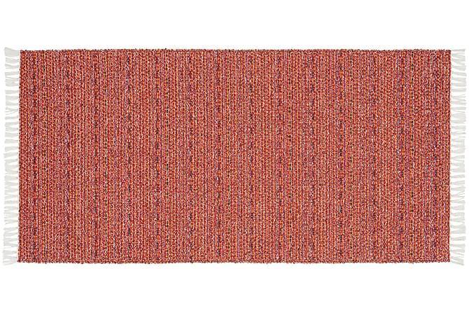 Matte Miks Svea 70x260 PVC/Bomull/Polyester Rød - Horredsmattan - Innredning - Tepper & Matter - Plasttepper
