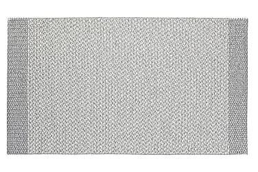 Plastmatte Floow Flake 80x210 Vendbar PVC Aske
