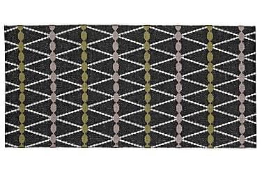 Plastmatte Floow Webb 70x210 Vendbar PVC Lyng