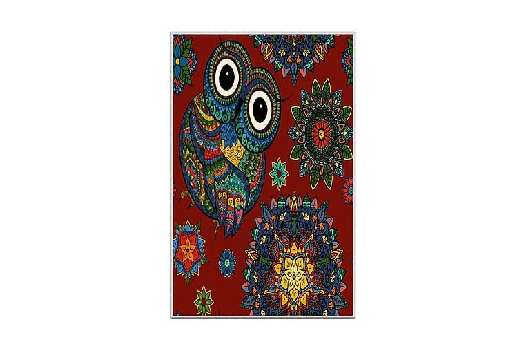 Inngangsmatte Tenzile 80x200 cm - Flerfarget - Innredning - Tepper & Matter - Dørmatte og entrématte