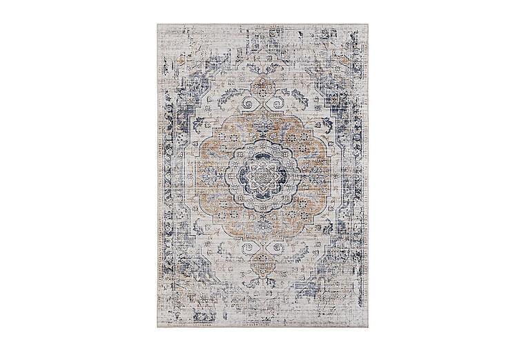Matte Cleo Medaljong 80x300 cm - Grå/Gull - Innredning - Tepper & Matter - Små tepper
