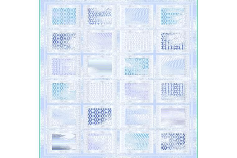 Matte Homefesto 7 80x120 cm - Multifarget - Innredning - Tepper & Matter - Små tepper