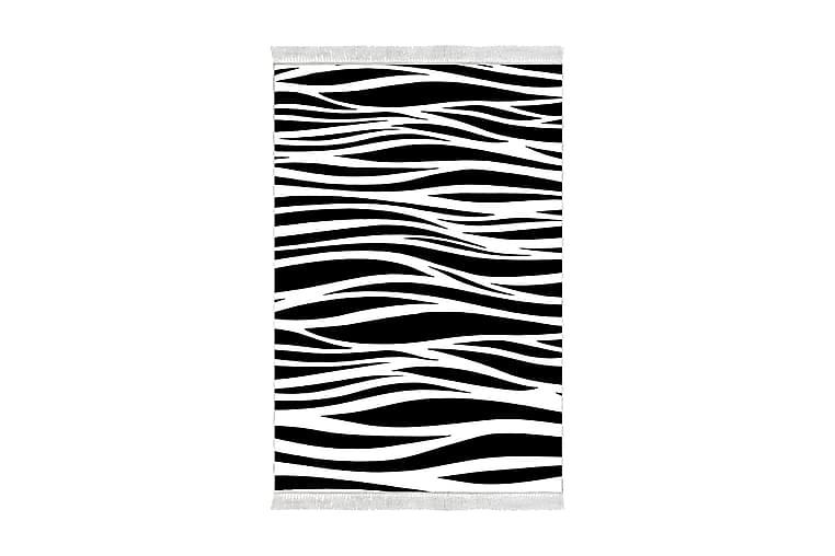 Matte Alanur Home 160x230 cm - Svart / Hvit - Innredning - Tepper & Matter - Store tepper