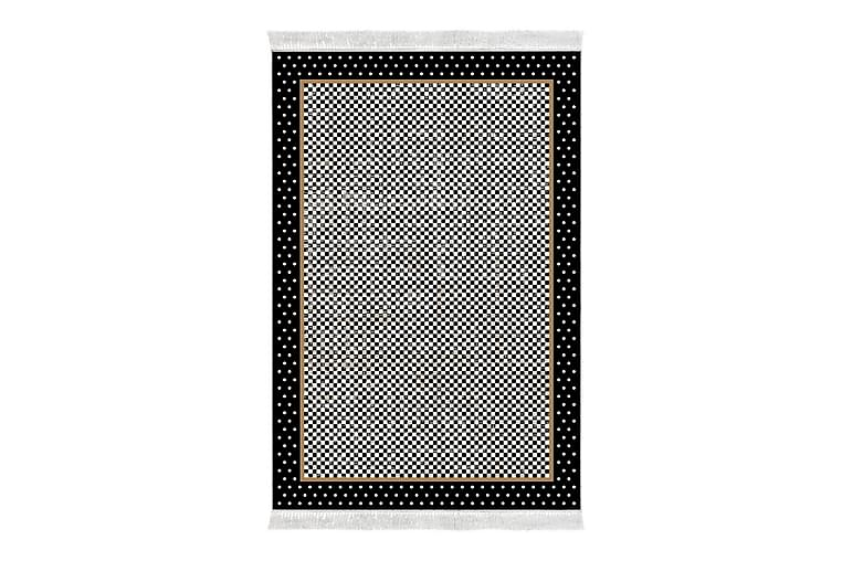 Matte Alanur Home 180x280 cm - Svart / Hvit - Innredning - Tepper & Matter - Store tepper