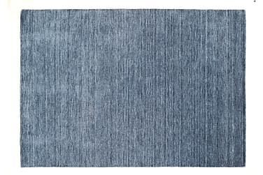 Matte Jaipur Rund 160x160 Blå