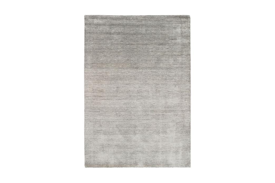 Matte Jaipur Rund 160x160 Sølv - Inhouse Group - Innredning - Tepper & Matter - Ullteppe