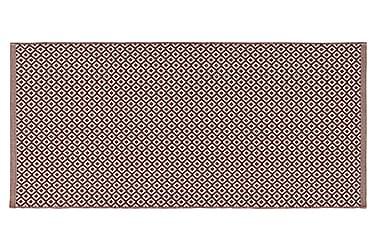 Ullmatte Björkö 140x200 Rød