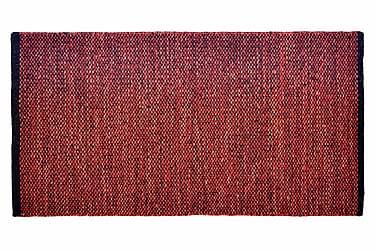Ullmatte Seattle Håndvevet 80x150 Rød