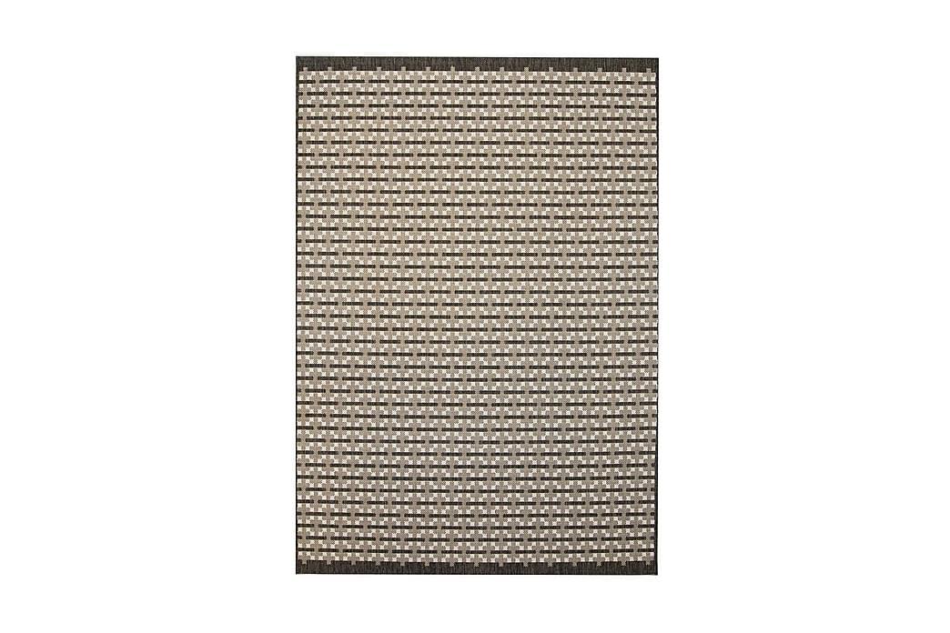 Teppe sisal-aktig utseende innendørs/utendørs 140x200cm - Flerfarget - Innredning - Tepper & Matter