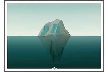 Bilde Iceberg 70x50 cm