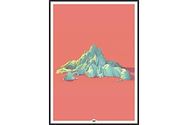 Bilde Mountain 50x70 cm