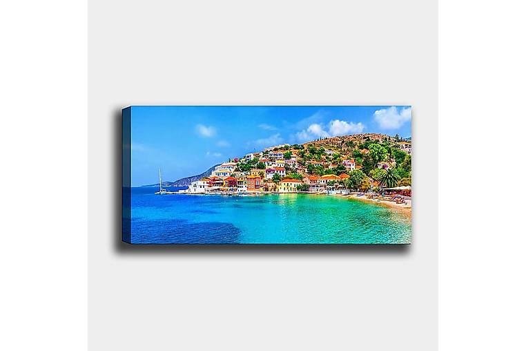 Canvasbilde YTY Landscape & Nature Flerfarget - 120x50 cm - Innredning - Veggdekorasjon - Lerretsbilder