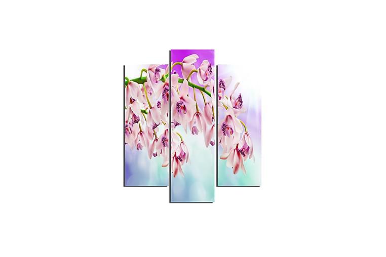 Homemania Blomster Rammeverk - Homemania - Innredning - Veggdekorasjon - Lerretsbilder