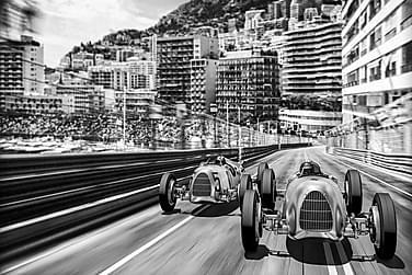 Kanvas Monte Carlo 60x80cm