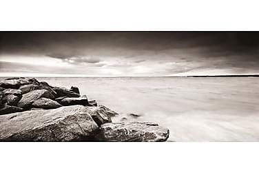 Kanvas Ocean 60x139 cm