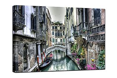 Kanvasbilde Venice 75x100 cm