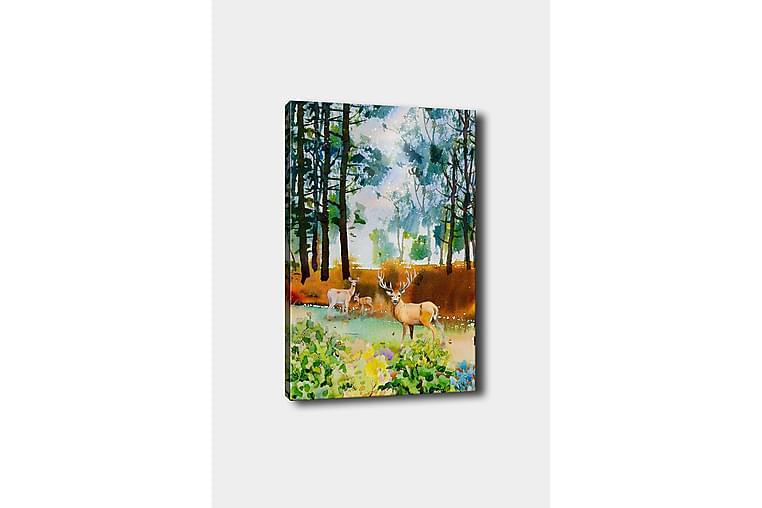 Veggdekorasjon Canvas Bilde - Innredning - Veggdekorasjon - Lerretsbilder