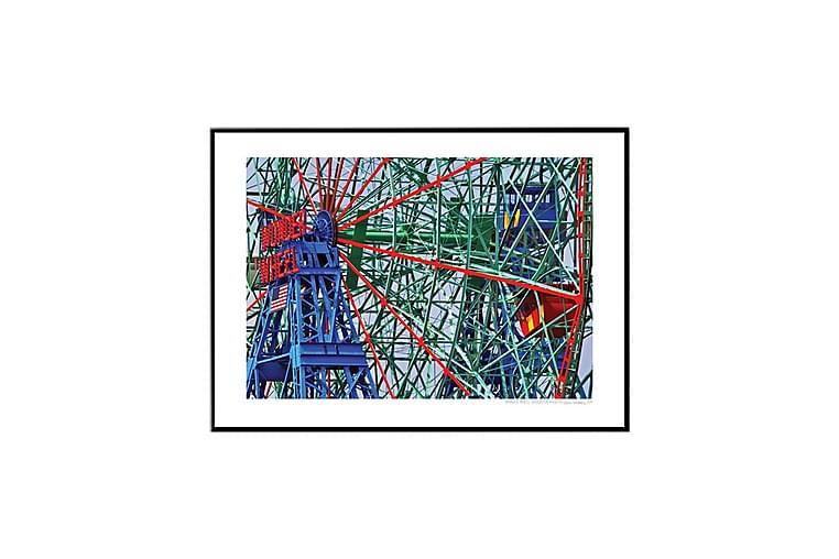 Poster Wonder wheel - Finnes i flere størrelser - Innredning - Veggdekorasjon - Posters