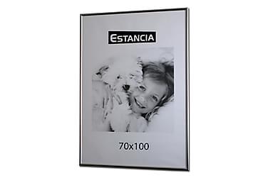 Ramme Victoria Sølv 70x100 cm