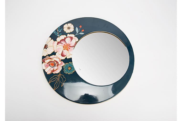 Speil Borsna - Blå - Innredning - Veggdekorasjon - Speil