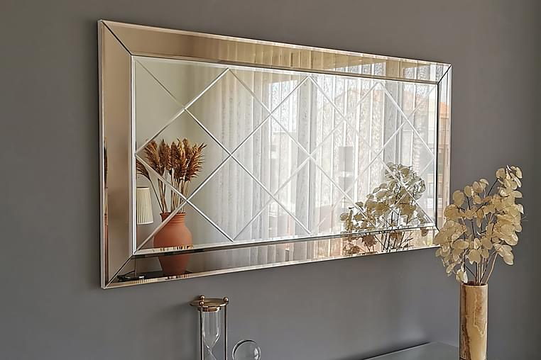 Speil Brantevik - Sølv - Innredning - Veggdekorasjon - Speil