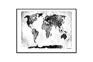 Poster Retro world