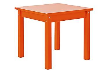 Barnebord Mads 50 cm Oransje