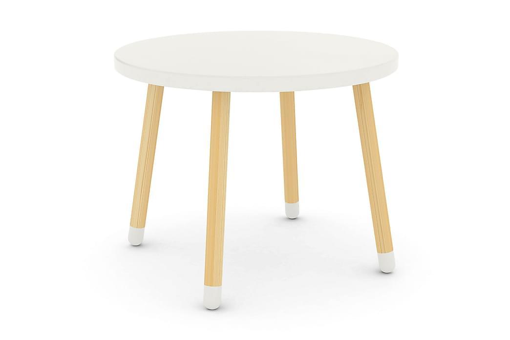 Thuka Play Bord - Hvit 60x60x47 - Møbler - Barnemøbler - Barnebord