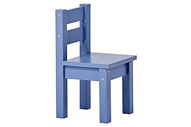 Barnestol Mads Blå